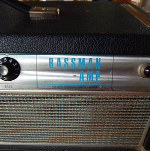 bassman-amp paul q kolderie